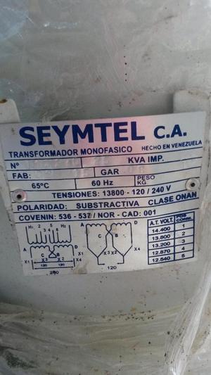 transformador 25 kva monofasico