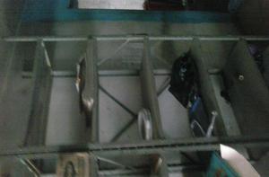 vendo estante metalico
