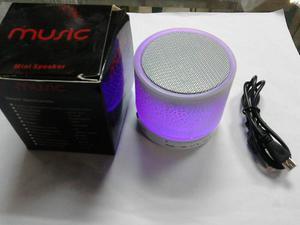 Altavoz Corneta Bluetooth Y Ranura Micro Sd Speaker