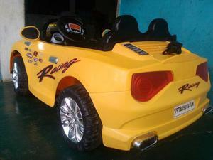Carro De Bateria Para Niños
