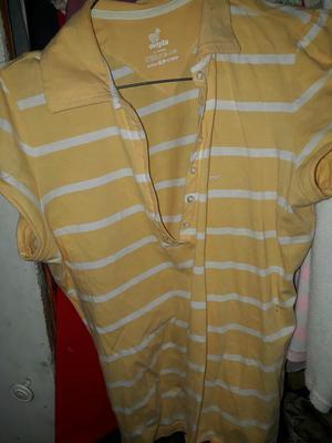 Chemisse Amarilla S