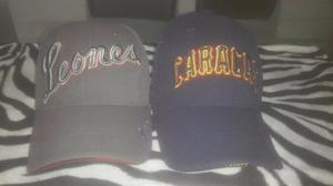 Gorras Originales De Los Leones Del Caracas