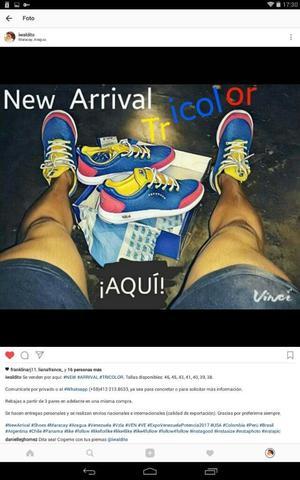 New Arrival Tricolor Venezuela
