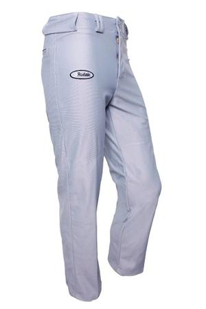 Pantalon Beisbol Y Softball Niño Rudak T- 8 (gris)