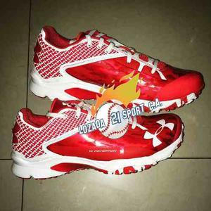 Rolling Shoes Zapatos De Beisbol Under Armour Talla
