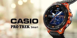 Video Oficial Del Reloj Casio® Android Wear Smart Wsd-f20