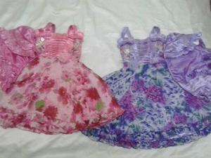 venta d hermosos vestidos d niñas talla