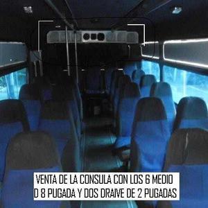 6 Medio 8 Seleniun Con Consula Para Autobús Iveco