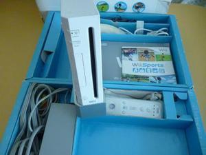 Consola Nintendo Wii Chipiado Lee Originales. Copias