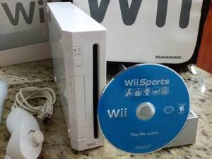 En Venta Nintendo Wii Blanco Con Su Bolso. Perfecto Estado