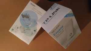 Extensor De Cobertura Wi-fi Universal A 300mbps Tl-wa850re