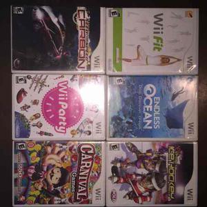 Juegos De Wii En Perfecto Estado