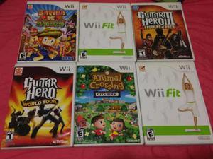 Juegos Originales De Nintendo Wii