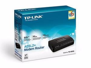 Modem Router Wifi Tp-link Td-%orig