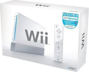 Nintendo Wii, 2 Controles + Juego Wii Sport Resort