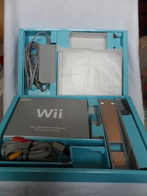 Nintendo Wii 4 Controles 2 Guitarra Y 60 Juegos