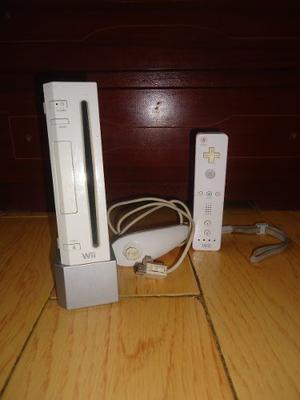 Nintendo Wii + 7 Juegos