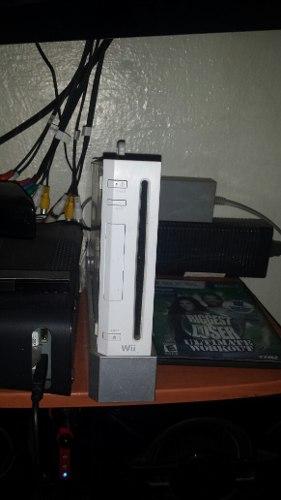 Nintendo Wii Chipeado 2 Controles + Gamecube + Juegos