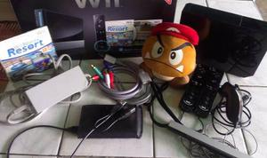 Nintendo Wii Chipeado + 320 Gb + 2 Wii Motion Plus