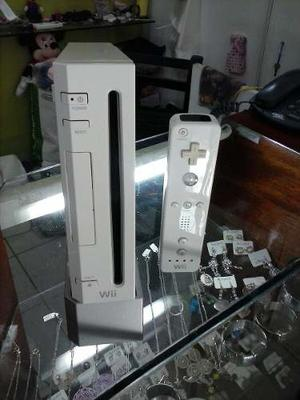 Nintendo Wii Con Chip + 10 Games