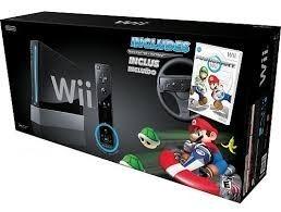 Nintendo Wii Controles & Accesorios+ Juego Chip Virtual