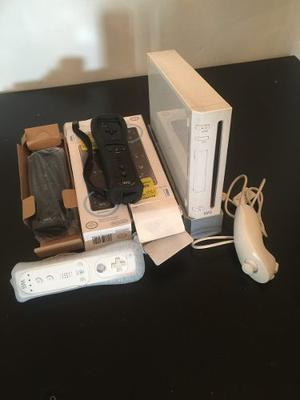 Nintendo Wii En Perfectas Condiciones