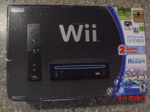 Nintendo Wii Original Con Controles, Accesorios Y Juegos.