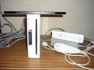 Nintendo Wii (sin Chipear) + Juegos