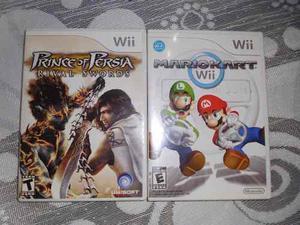Se Venden Juego De Wii Original Principe De Persa Aún