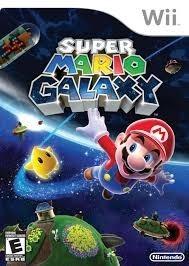 Super Mario Galaxy Juego De Nintendo Wii Original