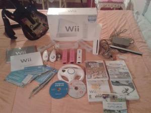 Wii, Juegos Originales, Guitar Hero Y Mas! Oferta