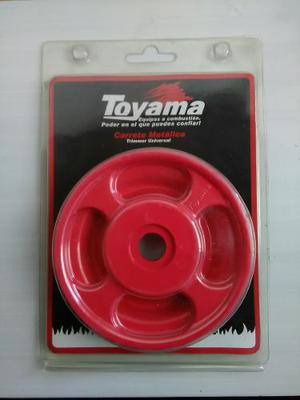 Cabezal Porta Nylon Toyama Timer Universal Desmalez Original