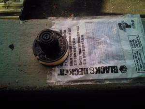 Carrete De Repuesto Para Desmalezadora Black & Decker