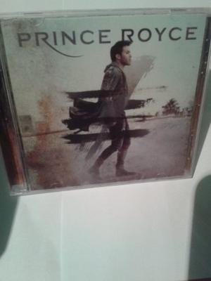 Cd Prince Royce Five, Nuevo Y Original