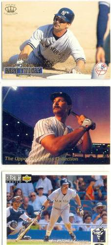 Combo 3 Barajitas Don Mattingly - Primera Base # 4