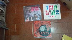 Combo Lp 3 Discos Acetato Nestor Zavarce