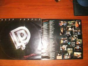 Deep Purple. Lp. Perfect Strangers. Disco De Vinil