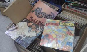 Discos De Rock Y Pop Rock En Formato Vinilo