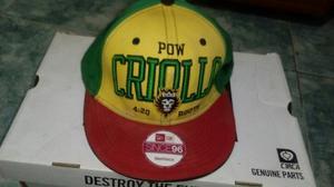 Gorra Pow Criollo 4:20 Roots