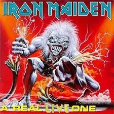 Iron Maiden: A Real Live One (usado)