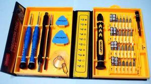 Kit De Herramientas Profesional 38 Pzas Para Celulares Yaxun