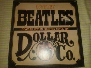 Lp Country Beatles. La Banda Dollar Co.