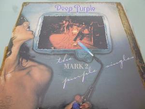 Lp / Deep Purple / The Mask 2 / Nacional / Vinyl / Acetato /