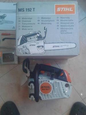 Motosierras Stihl Ms T192 Con Todos Sus Accesorios