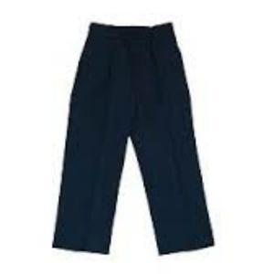 Pantalones Escolares. Precio Por Talla