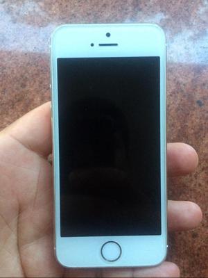 Vendo iPhone 5S Gold Liberado 16Gb