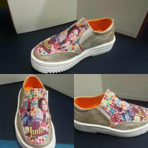 Zapatos De Soy Luna Para Niñas Al Mayor Y Detal