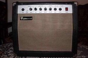 Amplificador Para Guitarra O Bajo Fretmaster De 30w