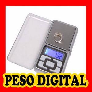 Balanza Peso Digital Joyero Hasta 200 Gramos