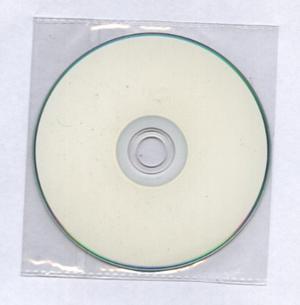 Bolsas De Celofan Con Pega Para Cd 13x13cm Paq100